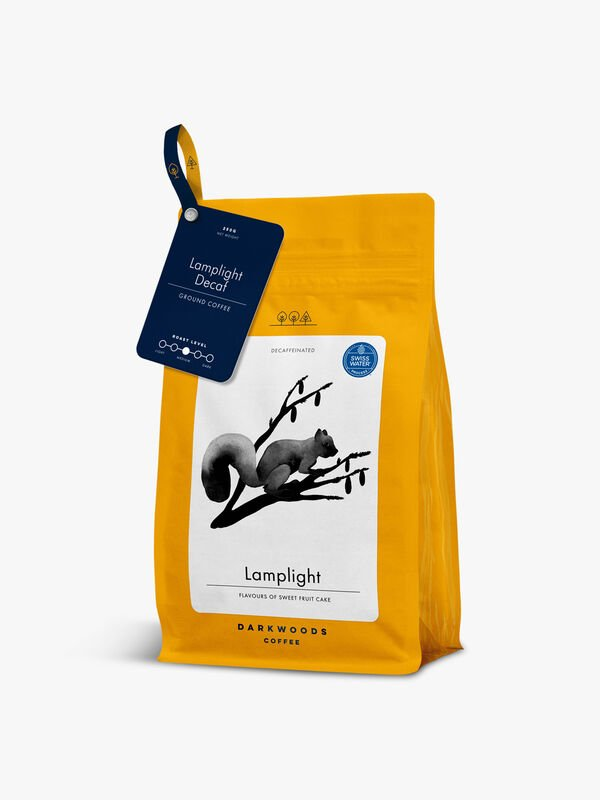 Lamplight Decaf 250g