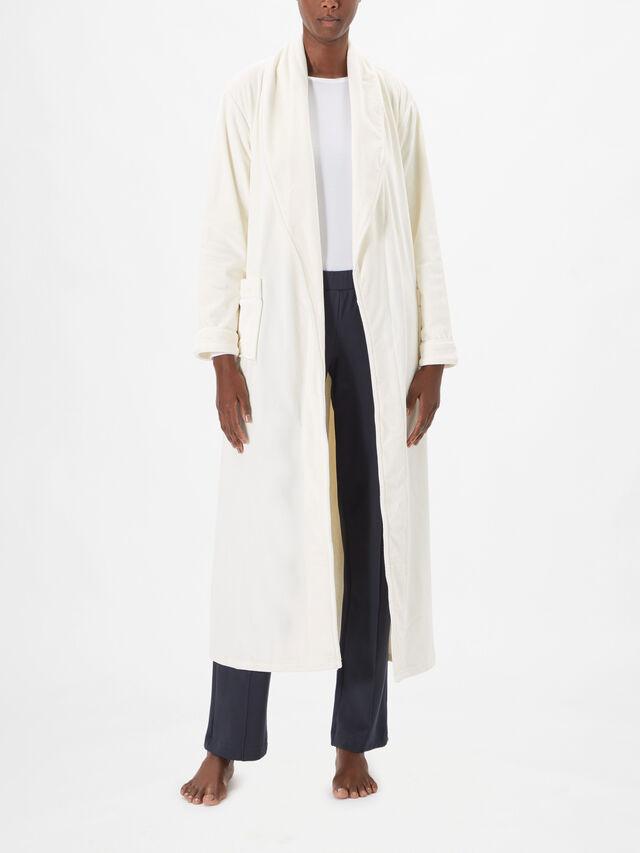 Long Sleeve Shawl Collar Wrap
