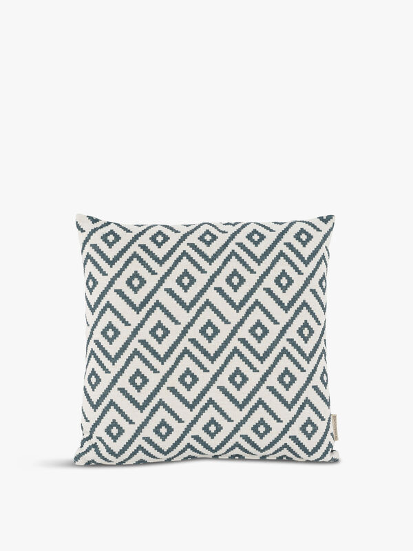 Geometric Square Scatter Cushion