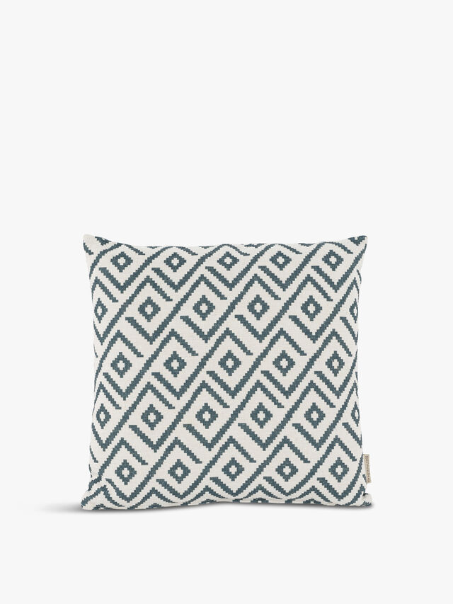 Geometric Square Scatter Cushion