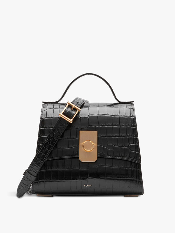 Emerson Top Handle Bag