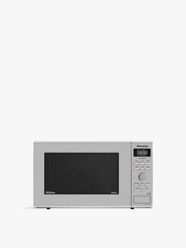 NN-GD37HSBPQ Inverter Microwave Oven with GrillSHOP