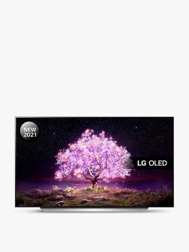 77'' OLED HDR 4k Ultra HD Smart TV (2021) OLED77C16LA