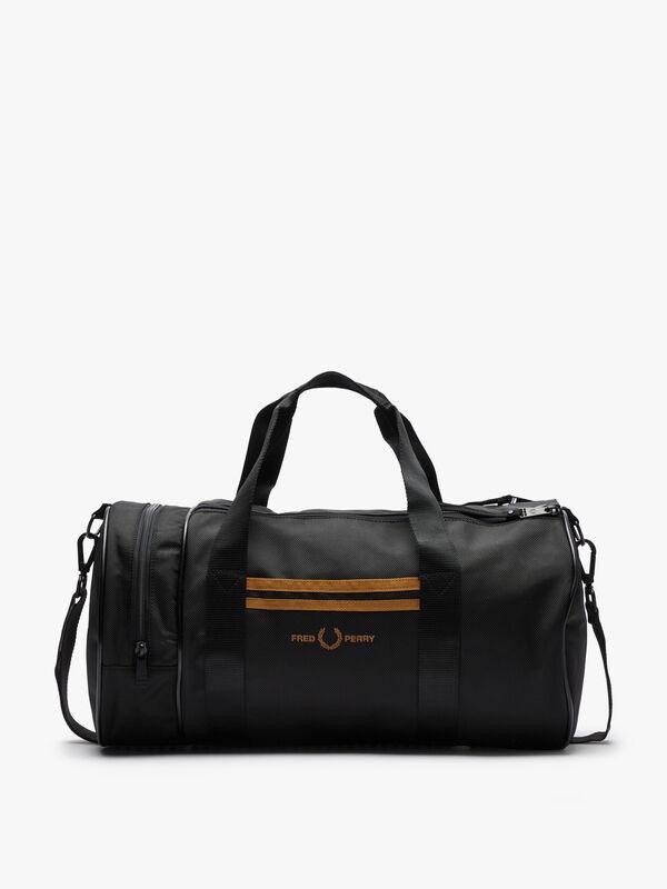 Twin Tipped Barrel Bag