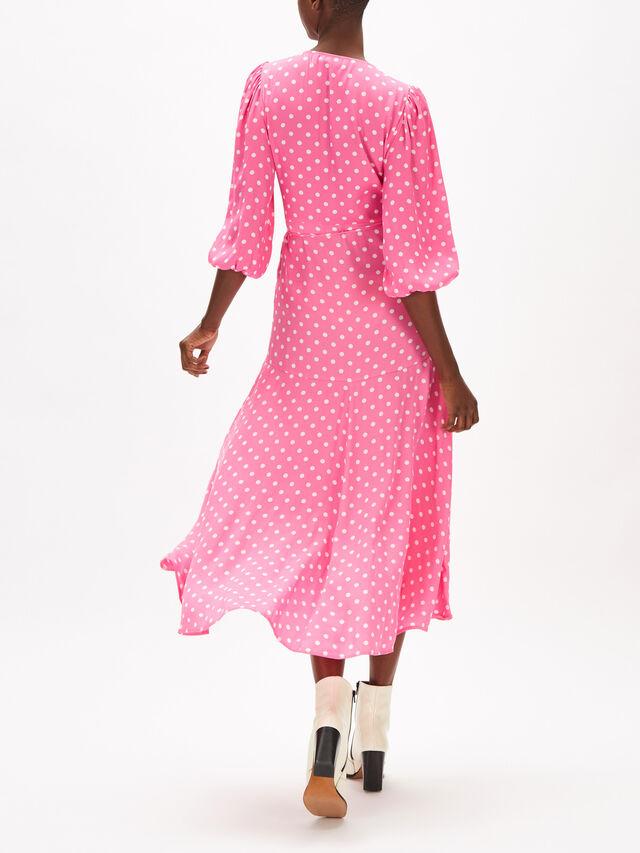 Long Wrap Dress