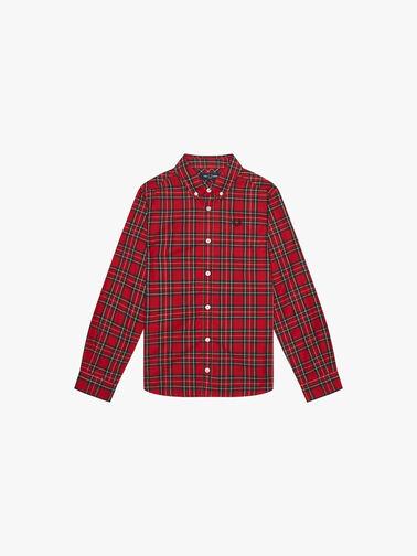 Tartan-Shirt-SY1508