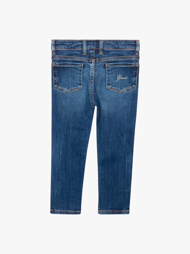 Eco Denim Skinny Jeans