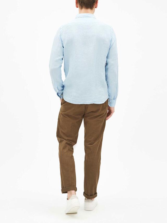 Slim Sammy Linen Shirt