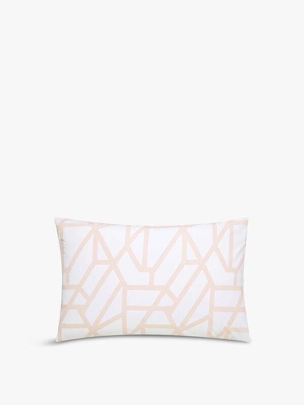 Modern Geo Pillowcase Pair