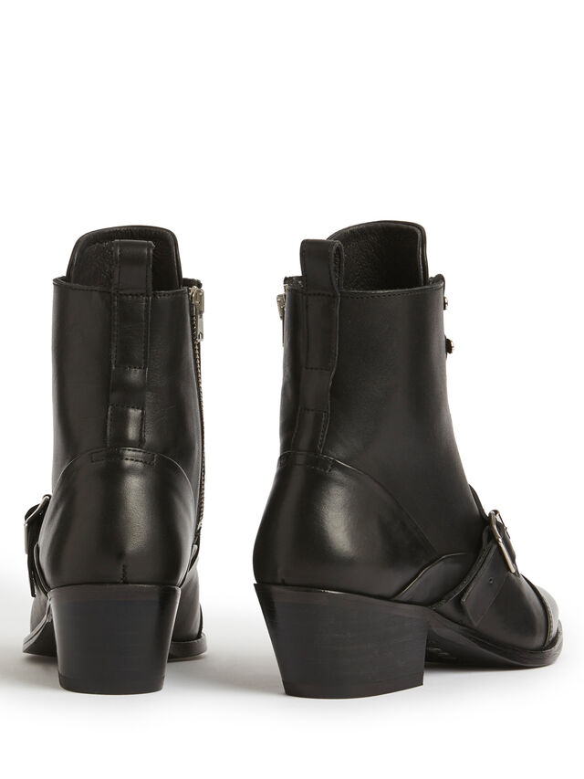 Katy Leather Boots