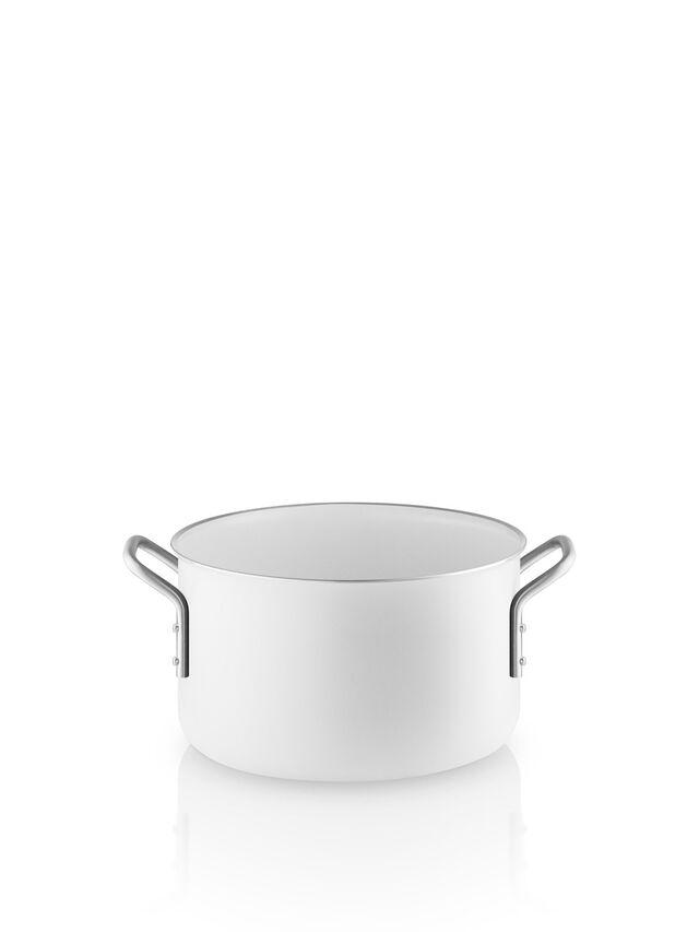 White Line Casserole Pot 3.8l