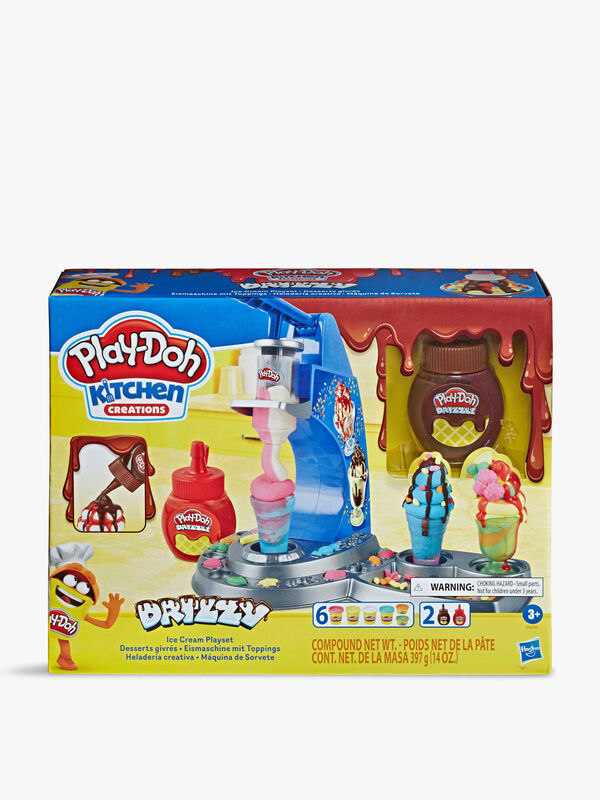 Drizzy Ice Cream Playset