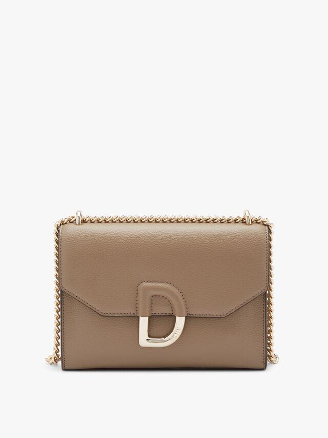 Von Flap Shoulder Bag