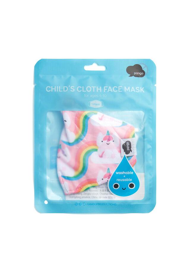 Kids Unicorn Face Mask