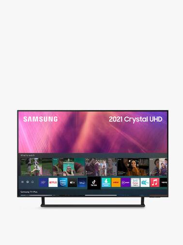 """43"""" Crystal UHD 4K HDR Smart TV (2021) UE43AU9000"""