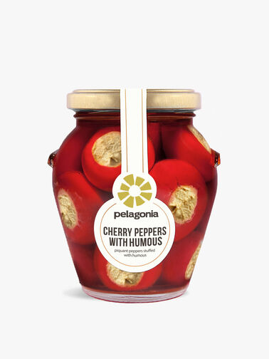 Cherry Peppers with Humous 280g