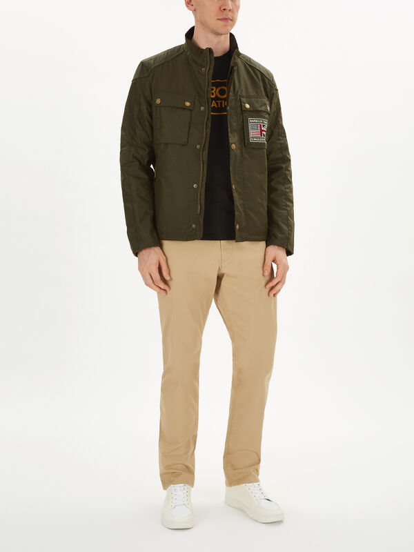 Ashbury Wax Jacket