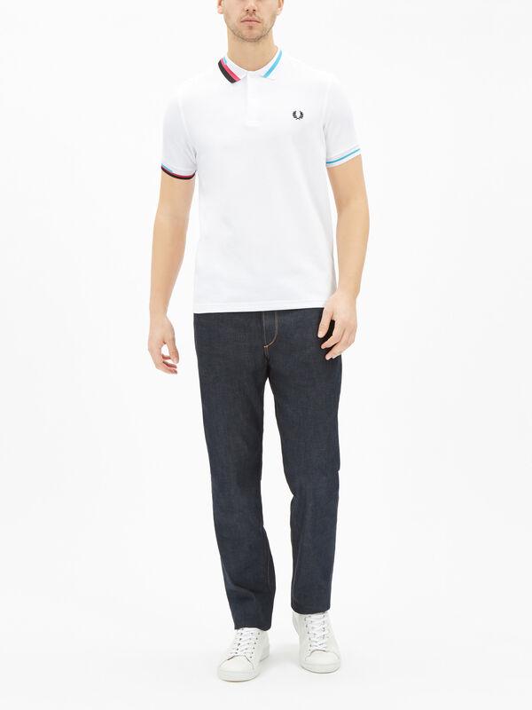 Process Colour Polo Shirt