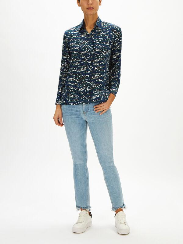 Goodwood Classic Silk Shirt