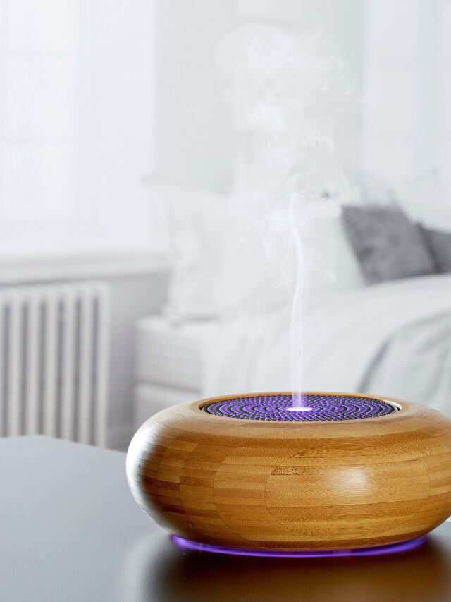 Arran Bamboo Aroma Diffuser