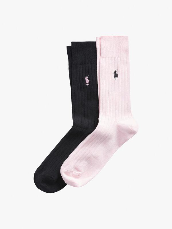 2 Pack Egyptian Cotton Socks