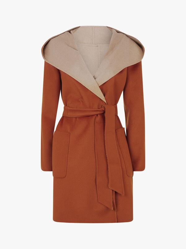Balia Hooded Coat