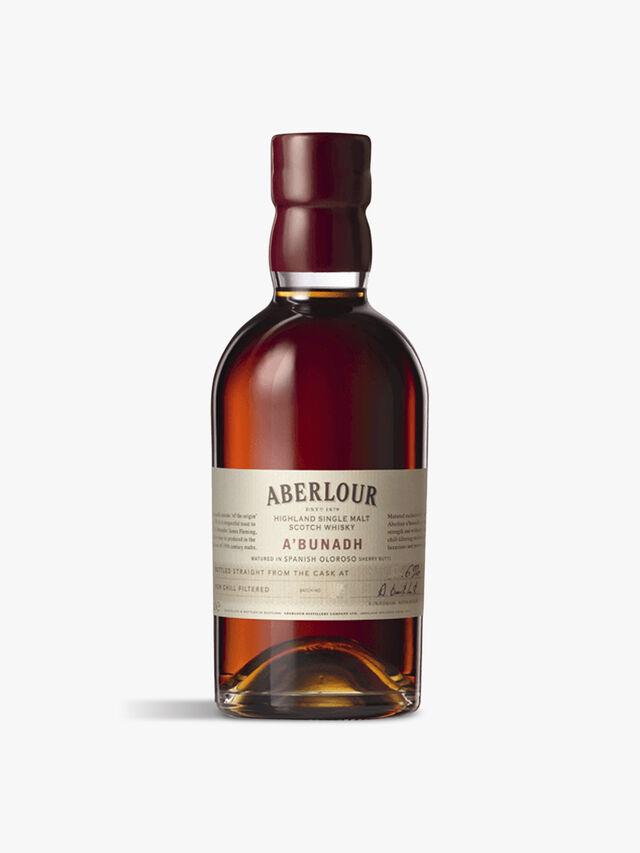 Aberlour Abunadh Single Malt Whisky