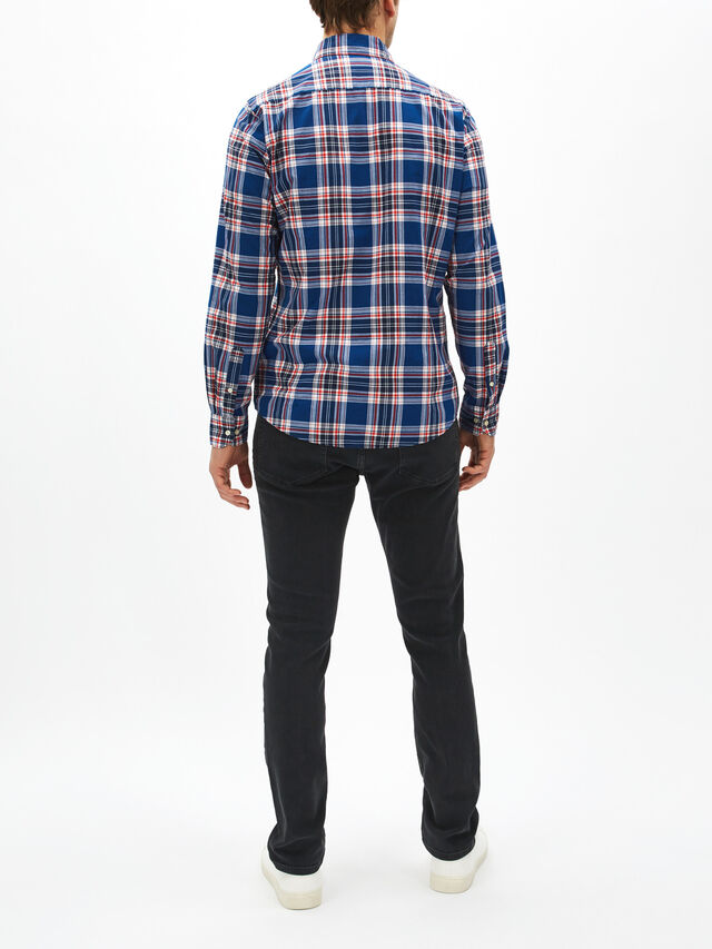 Highland Check 23 Tailored Shirt