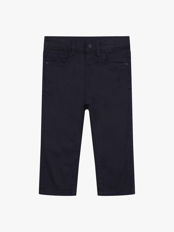 5 Pocket Cotton Jeans