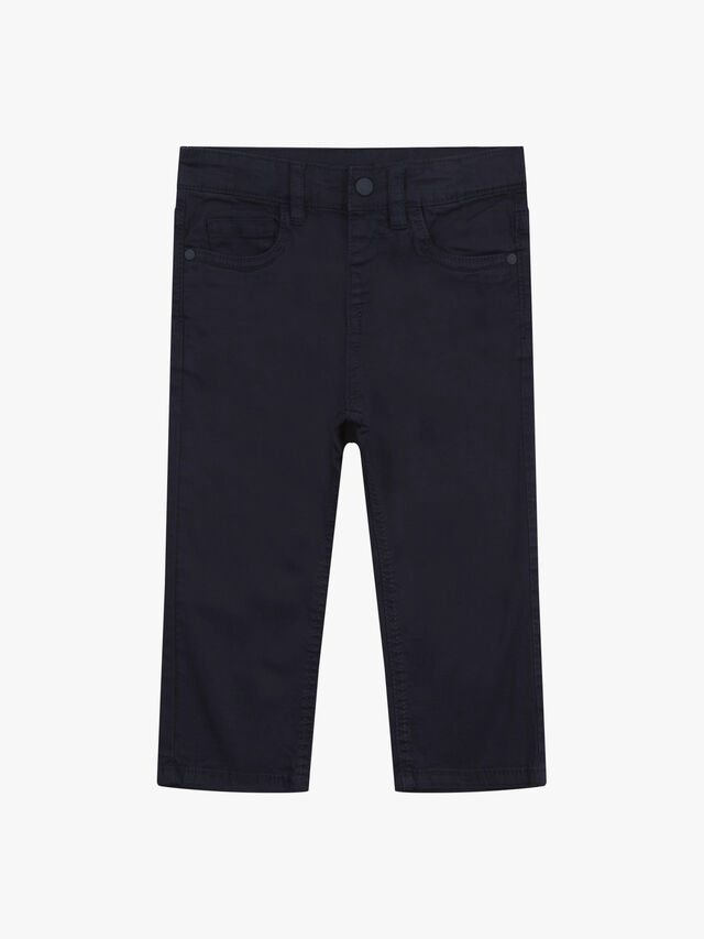 5 Pocket Cotton Jeans