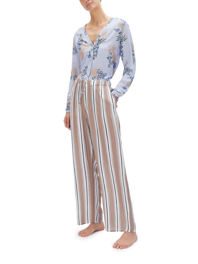 Sleep & Lounge Woven Long Pants