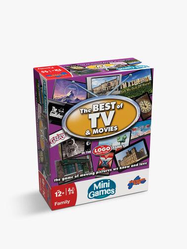 Logo Best Of Tv Mini Game