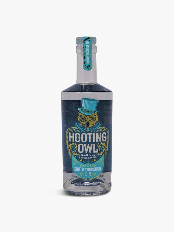 The Hooting Owl South Yorkshire Gin 70cl