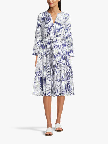 Bandolo-Long-Sleeve-Printed-Flared-Midi-Dress-62211021P