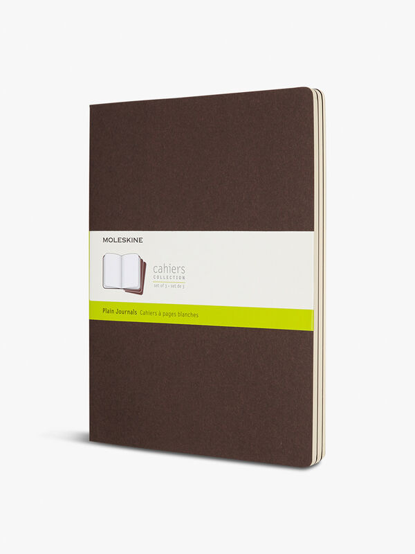Extra Large Cahier Journal Plain