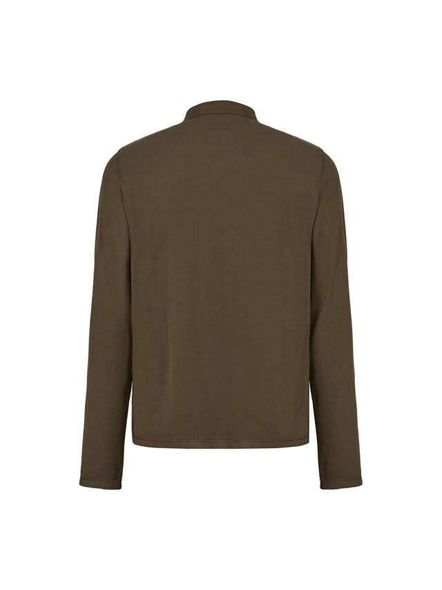 Reform Long Sleeve Polo
