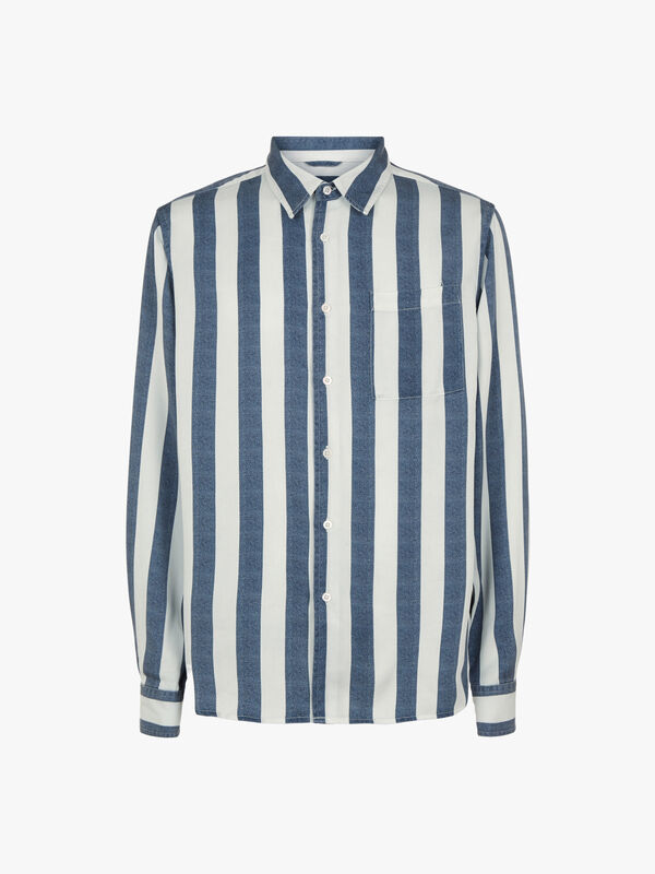 Perry Jumbo Stripe Shirt