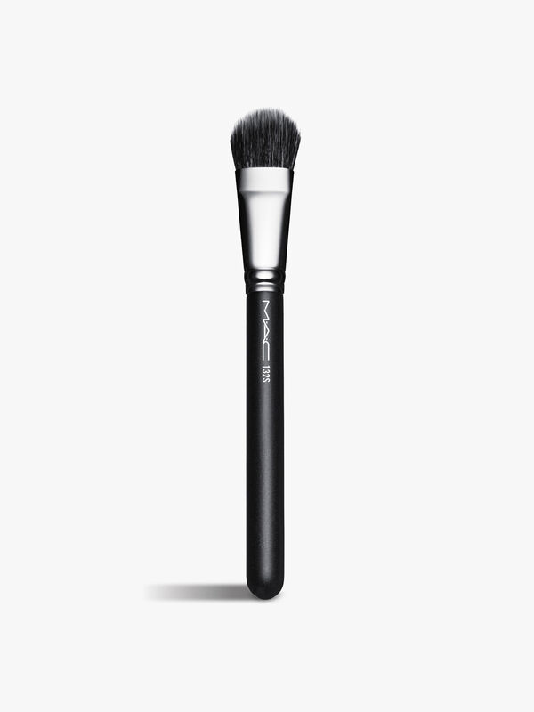 132S Duo Fibre Foundation Brush