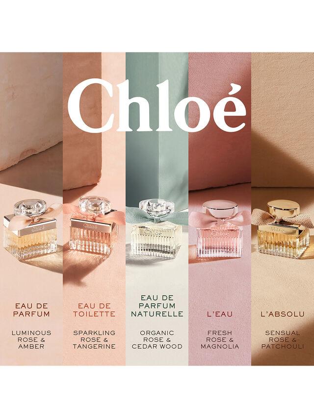 Chloe Naturelle Eau De Parfum 50ml