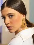 Filigree Earring Amethyst