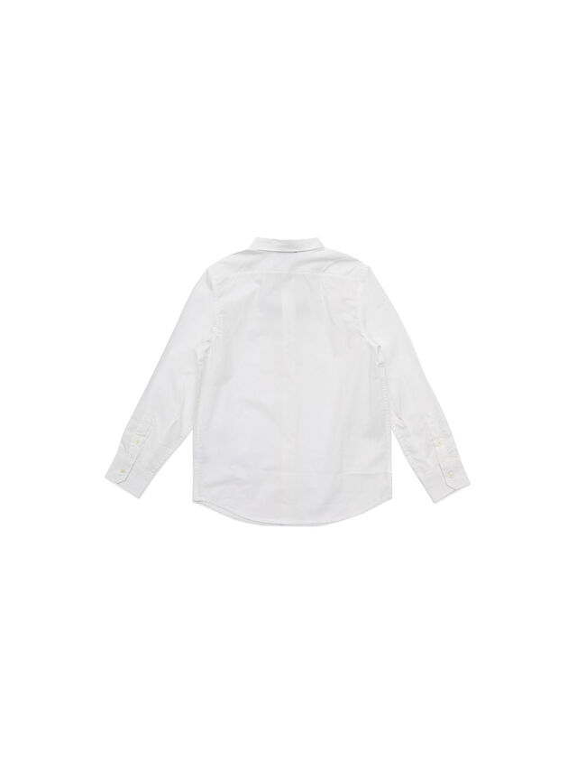Long Sleeved Fitted Shirt