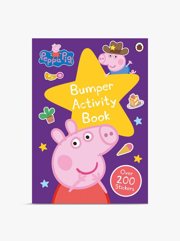 Peppa Pig Bumper Activity Book