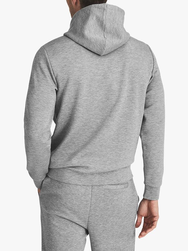 FABIEN Neoprene Loungewear Hoodie