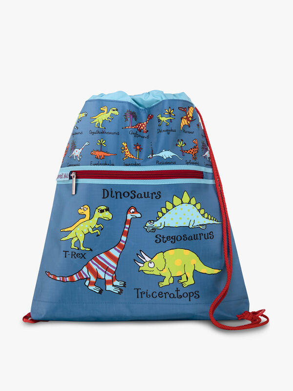 Dinosaur Kit Bag