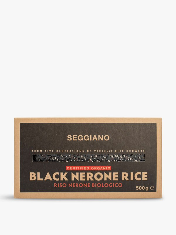 Organic Black Nerone Rice 500g