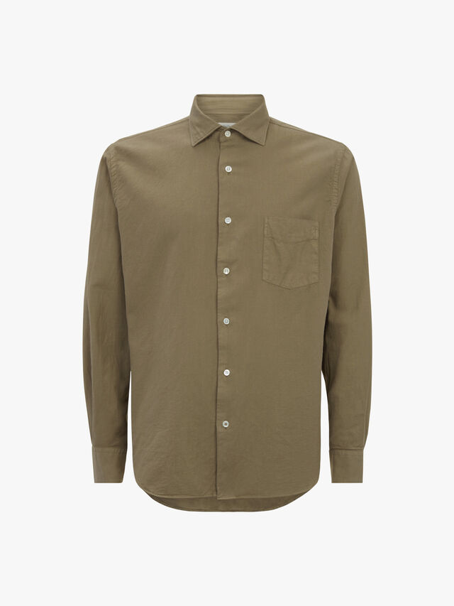 Penn Cotton Twill Shirt
