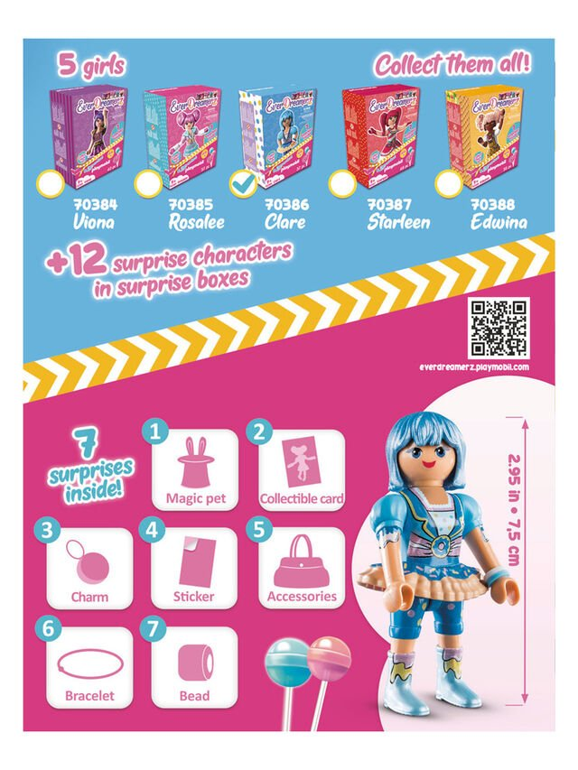 EverDreamerz Candy World Clare