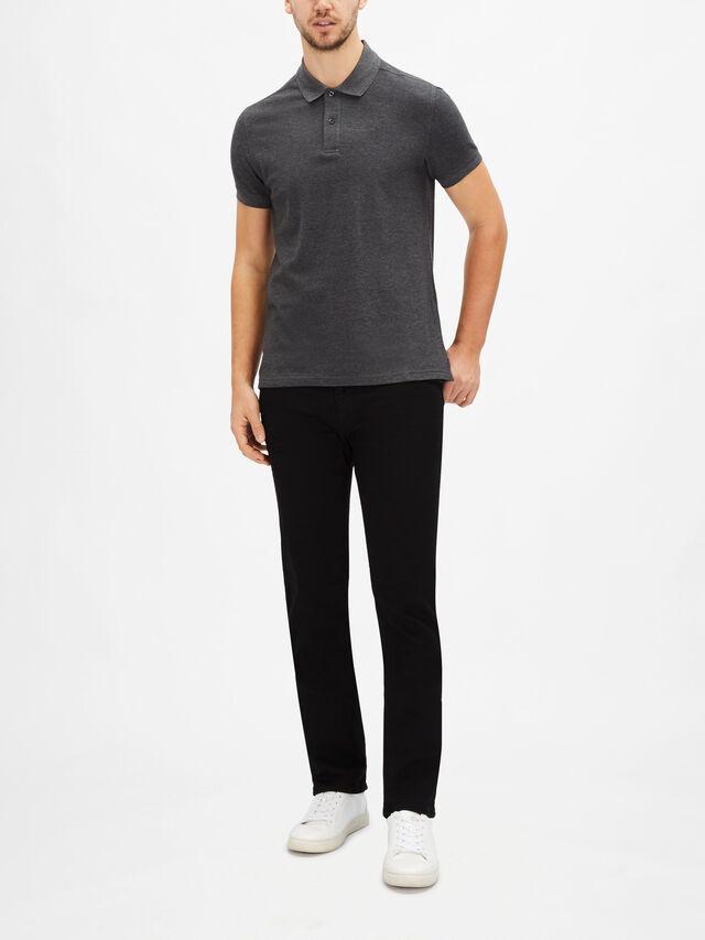 Troy Pique Polo Shirt