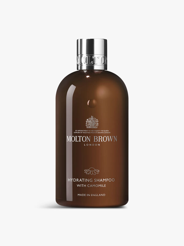 Hydrating Shampoo with Camomile Shampoo 300ml