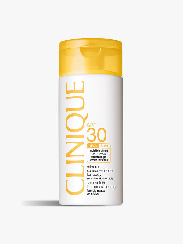 Mineral Sunscreen Lotion For Body SPF30